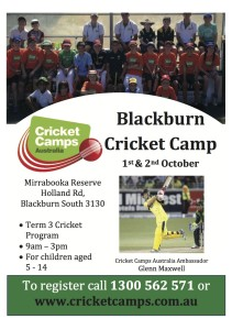 Cricket Camps Australia