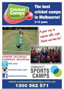 Cricket Flyer Term 3 2015