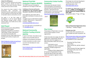 Hints tips Tools for Clubs Associations-page 2