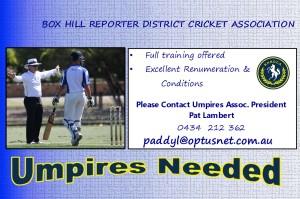umpires adv for facebook