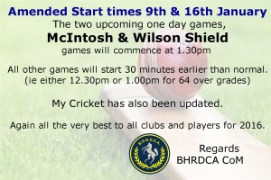 130 start times for shield games 9 and 16 jan 2016